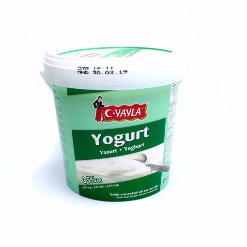 Picture of Yayla Yogurt 3.5% 1Kg