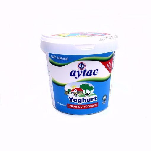 Picture of Aytac Strained Yoghurt 10% 1Kg