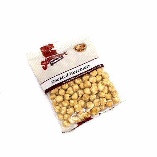 Picture of Sunburst Roasted Hazelnuts 160G