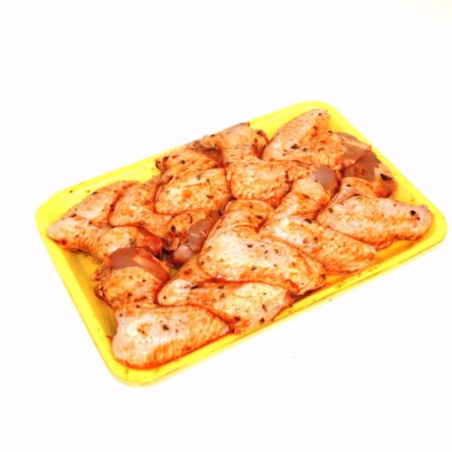 Picture of Bbq Chicken Wings (Min. 1200Gr)