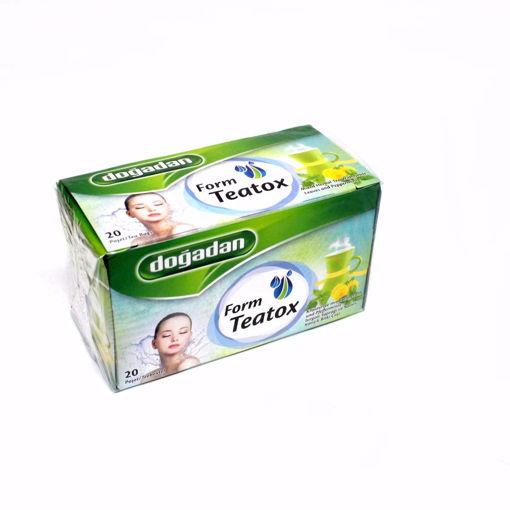 Picture of Dogadan Form Teatox 20 Tea Bags, 38G