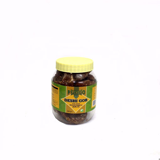 Picture of Fudco Gor Jaggery 500G