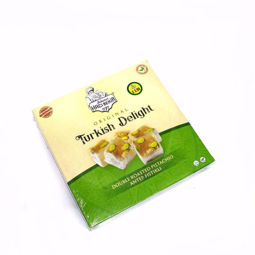 Picture of Haci Bekir Double Roasted Pistachio Turkish Delight 350G