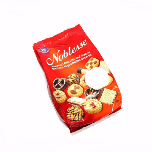 Picture of Hans Freitag Assorted Biscuits And Wafers 300G