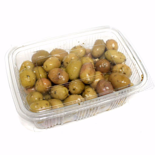 Picture of Herbs & Garlic Olives 500Gr