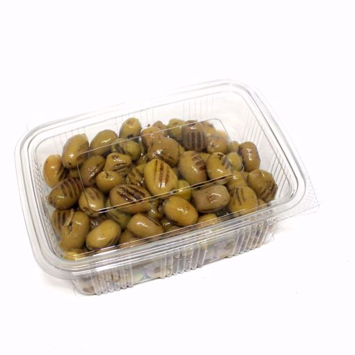Picture of Green Grilled Olives 500Gr