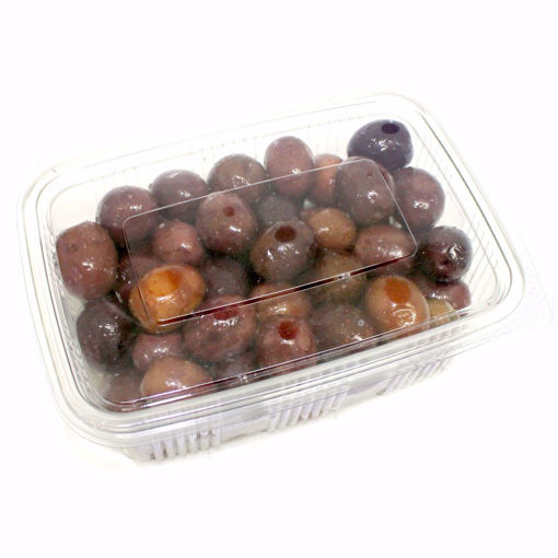 Picture of Mamouth Black Olives 500Gr