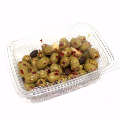 Picture of Mix Chilli Olives 500Gr