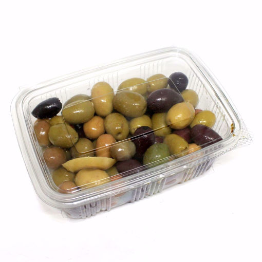 Picture of Mix Pitted Olives 500Gr