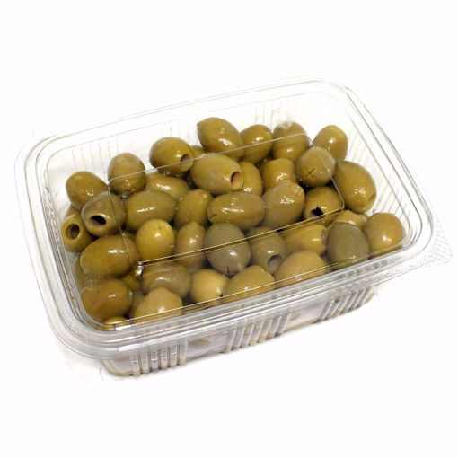 Picture of Pitted Green Olives 500Gr