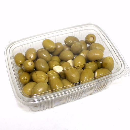 Picture of Stuffed Garlic Olives 500Gr