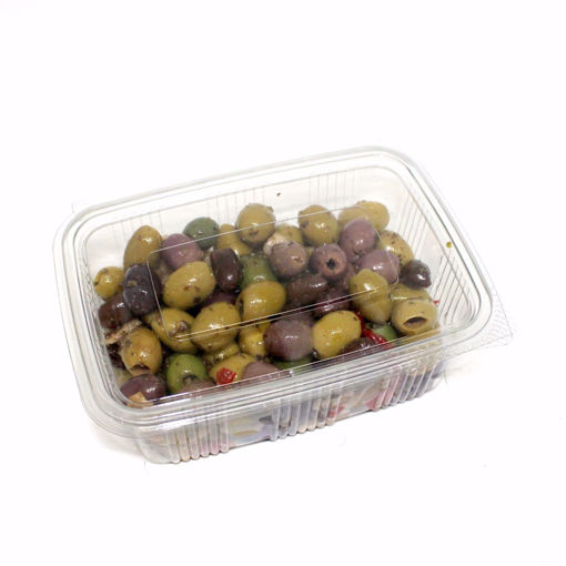 Picture of Pitted Olives With Herbs 500Gr