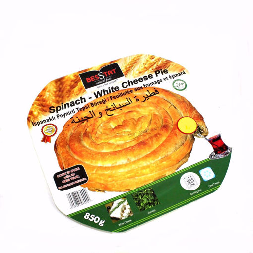 Picture of Besstat Spinach & Cheese Pie 850G
