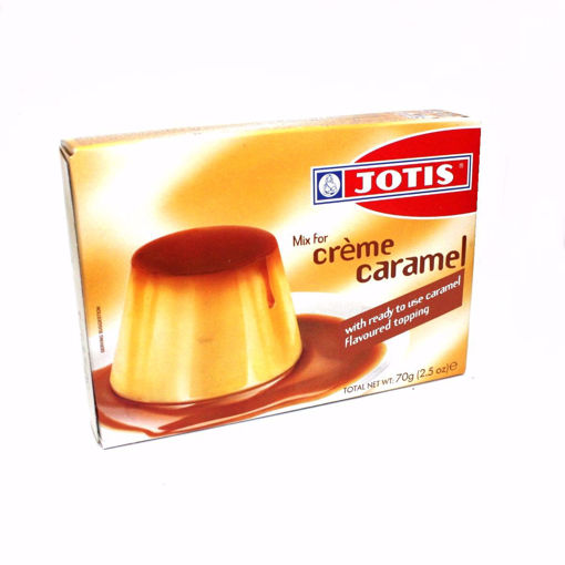 Picture of Jotis Mix For Cream Caramel 70G
