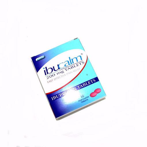 Picture of Aspar Ibuprefen 200Mg Tablets 16 Pack