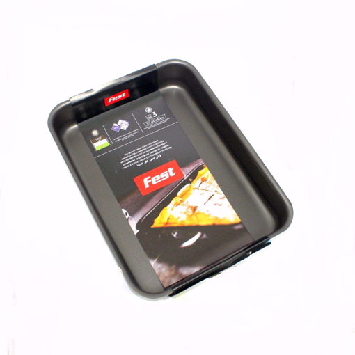 Picture of Fest Rectangular Oven Plate No:3 , 40X30cm