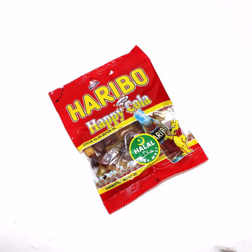 Picture of Haribo Happy Cola 80G