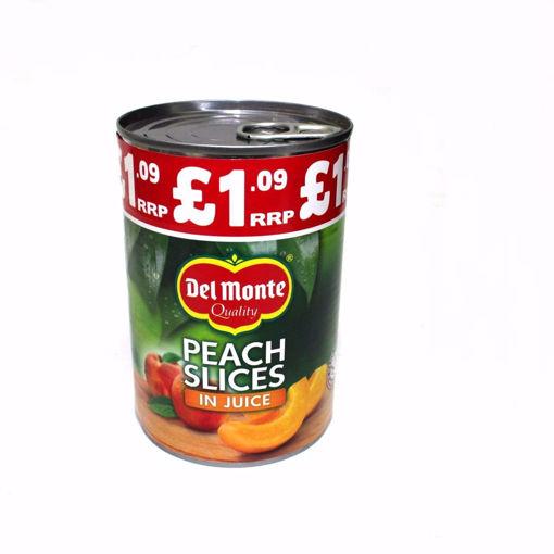 Picture of Del Monte Peach Slice In Juice 415G