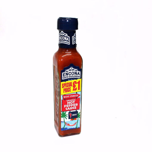 Picture of Encona West Indian Hot Pepper Sauce 142Ml