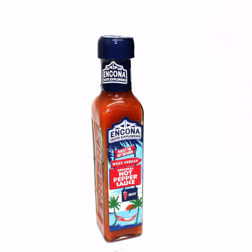 Picture of Encona Hot Pepper Sauce 142Ml