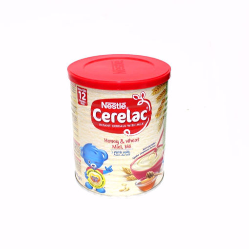 Picture of Nestle Honey Cerelac 400G