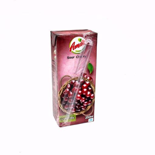 Picture of Amita Sour Cherry Juice 250Ml
