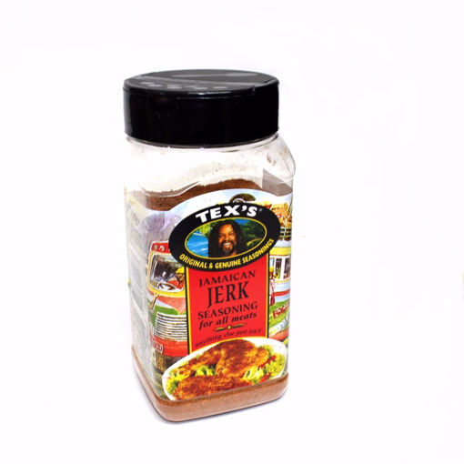 Picture of Tex' S Jamaican Jerk Seasoning 300G