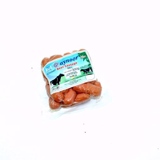 Picture of Aynoor Beef Mini Sausage 300G
