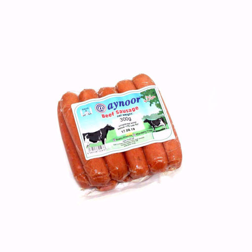 Picture of Aynoor Beef Sausage 300G