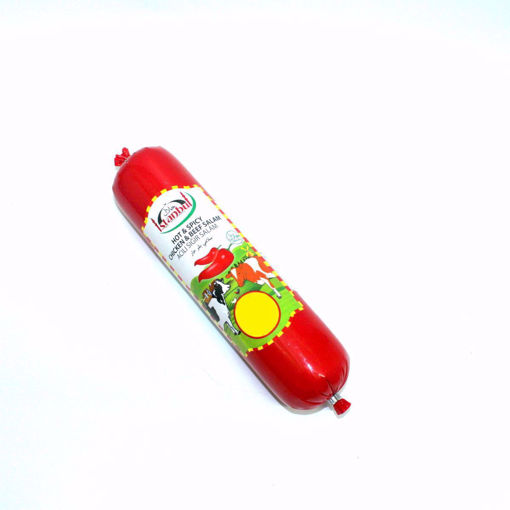 Picture of Istanbul Chicken & Beef Sausage Hot/Spicy 450G