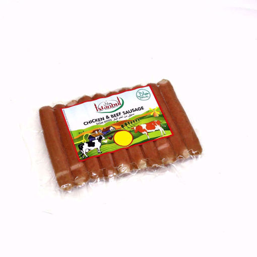 Picture of Istanbul Chicken & Beef Sausage 400G