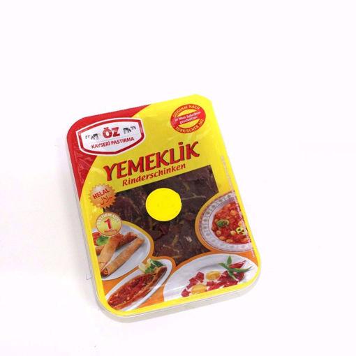 Picture of Oz Kayseri Pastirma Yemeklik 200G