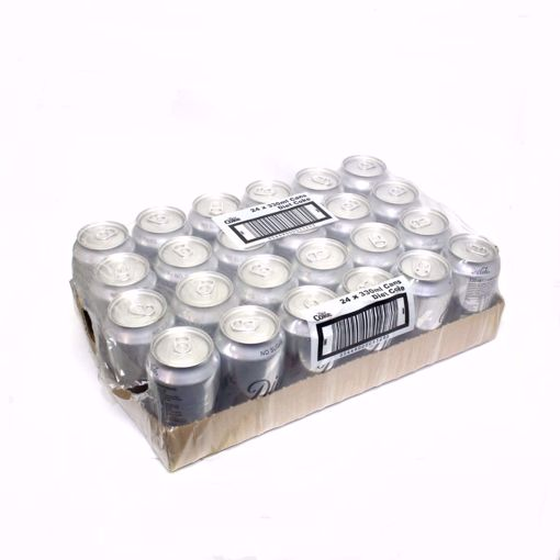 Picture of Diet Coke Can 24X330ml