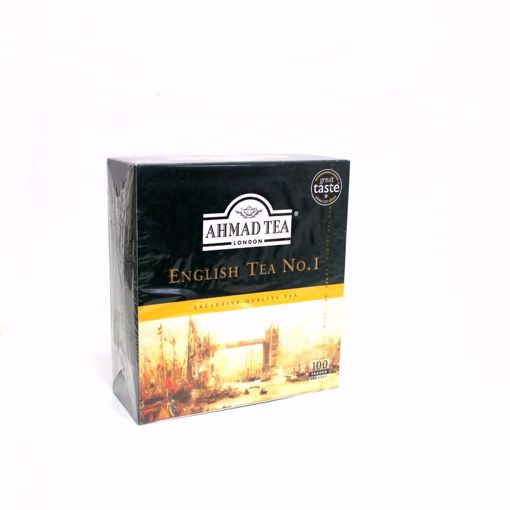 Picture of Ahmad Tea 100 English Tea No:1, 200G