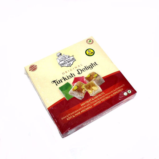 Picture of Haci Bekir Mix Nuts & Mix Fruits Turkish Delight 350G