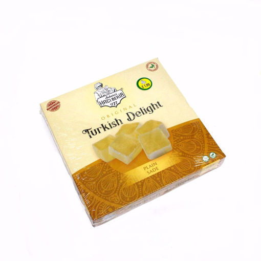 Picture of Haci Bekir Plain Turkish Delight 350G