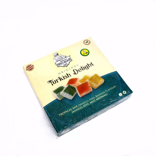 Picture of Haci Bekir Tropical Mix Turkish Delight 350G