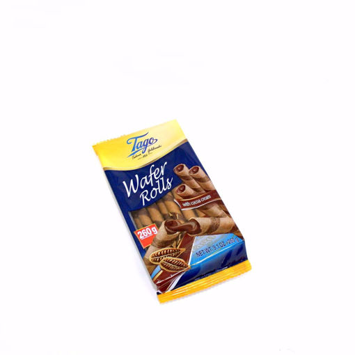 Picture of Tago Wafer Roll With Cocoa Cream 260G