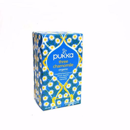 Picture of Pukka Organic Three 20 Chamomile Tea 30G