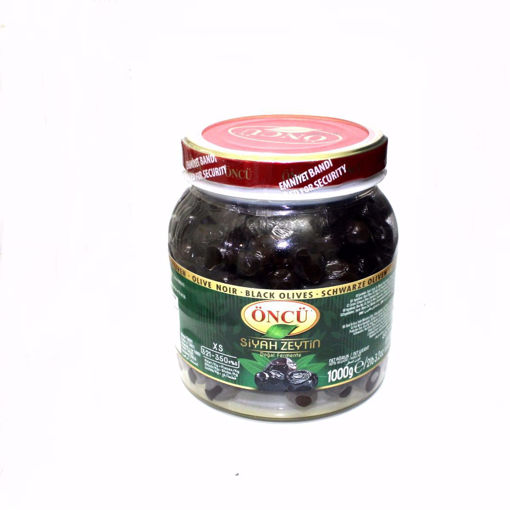 Picture of Oncu Black Olives Xs, 1Kg