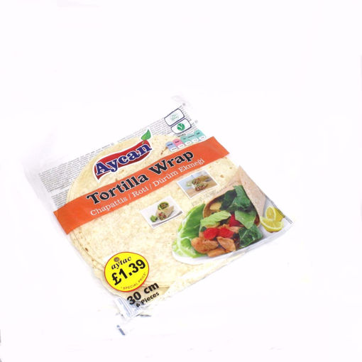 Picture of Aycan Tortilla Wraps 30Cm