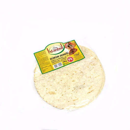 Picture of Istanbul 6 Tortilla Wraps 390G