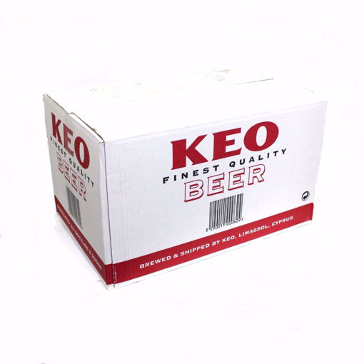 Picture of Keo Beer 24X330ml