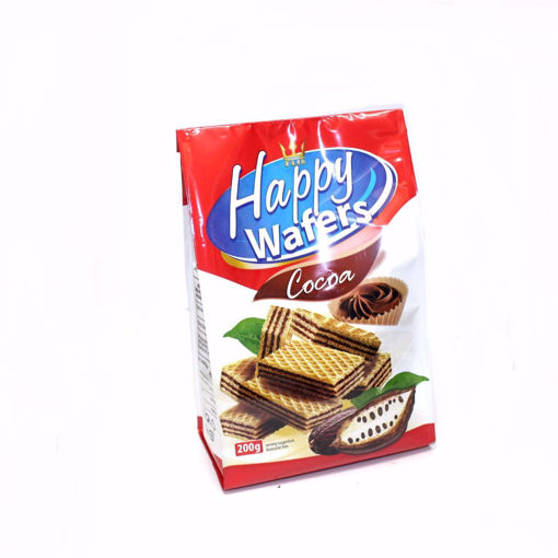 Picture of Happy Waffers With Cocoa Cream 200G