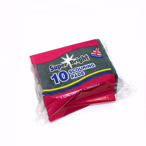 Picture of Super Bright 10 Scouring Pads