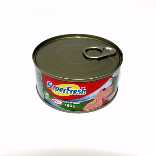 Picture of Superfresh Tuna Fish With Olive Oil 160G