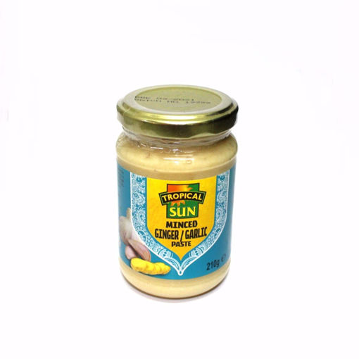 Picture of Tropical Sun Ginger & Garlic Paste 210G