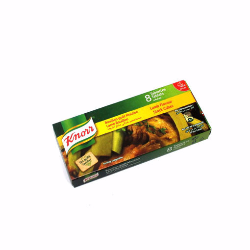 Picture of Knorr Lamb Flavour Stock Cubes 8'S