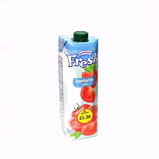 Picture of Fresh 100% Tomato Juice 1L
