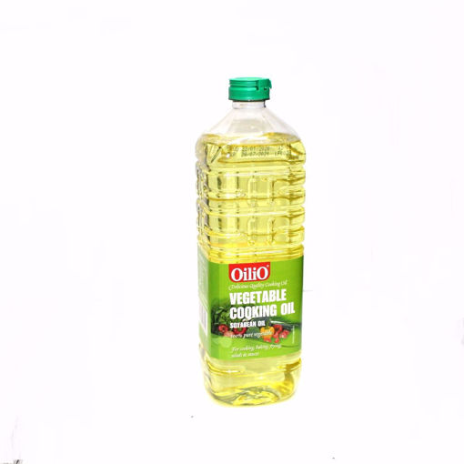 Picture of Oilio Vegetable Cooking Oil 1Lt